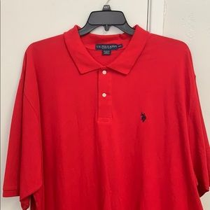 U.S. Polo Assn men's 4XLT shirt NWT